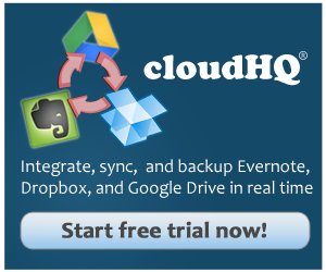 Start your cloud sync now