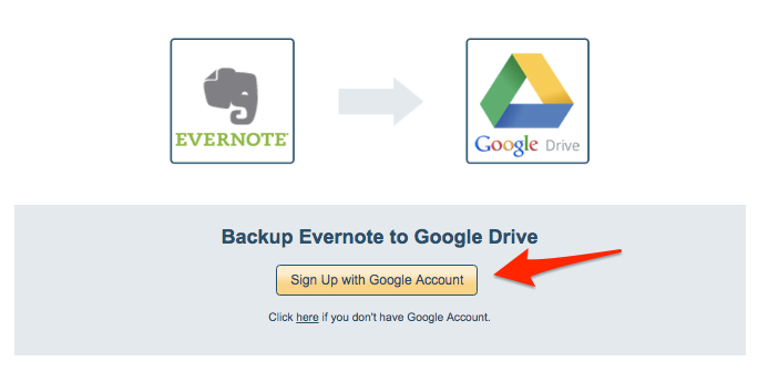 Evernote_Google_Drive_-_Backup_and_Consolidate_-_cloudHQ