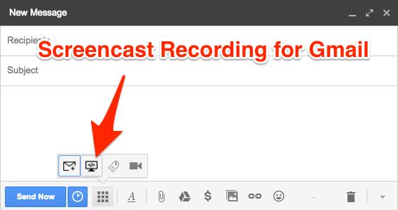 Screencast Recording for Gmail icon