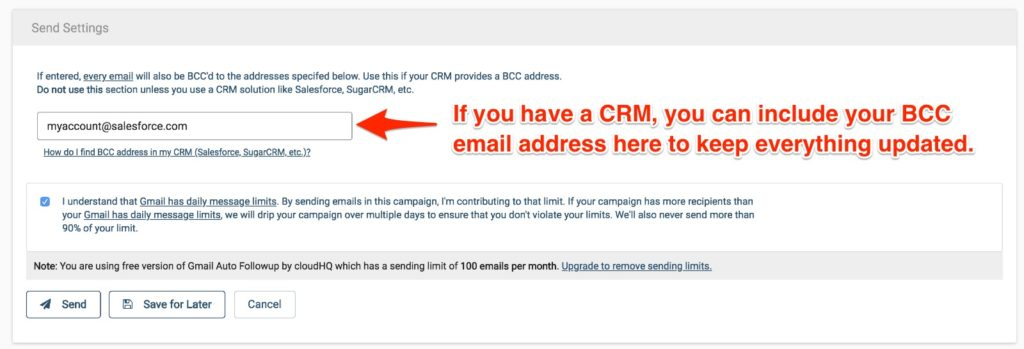 Freebie: How to Follow Up in Email After Networking Events - cloudHQ ...