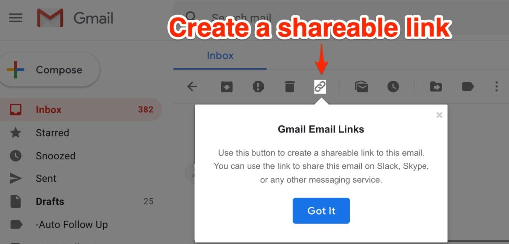 New! How to Share Your Email in Chat | cloudHQ Blog
