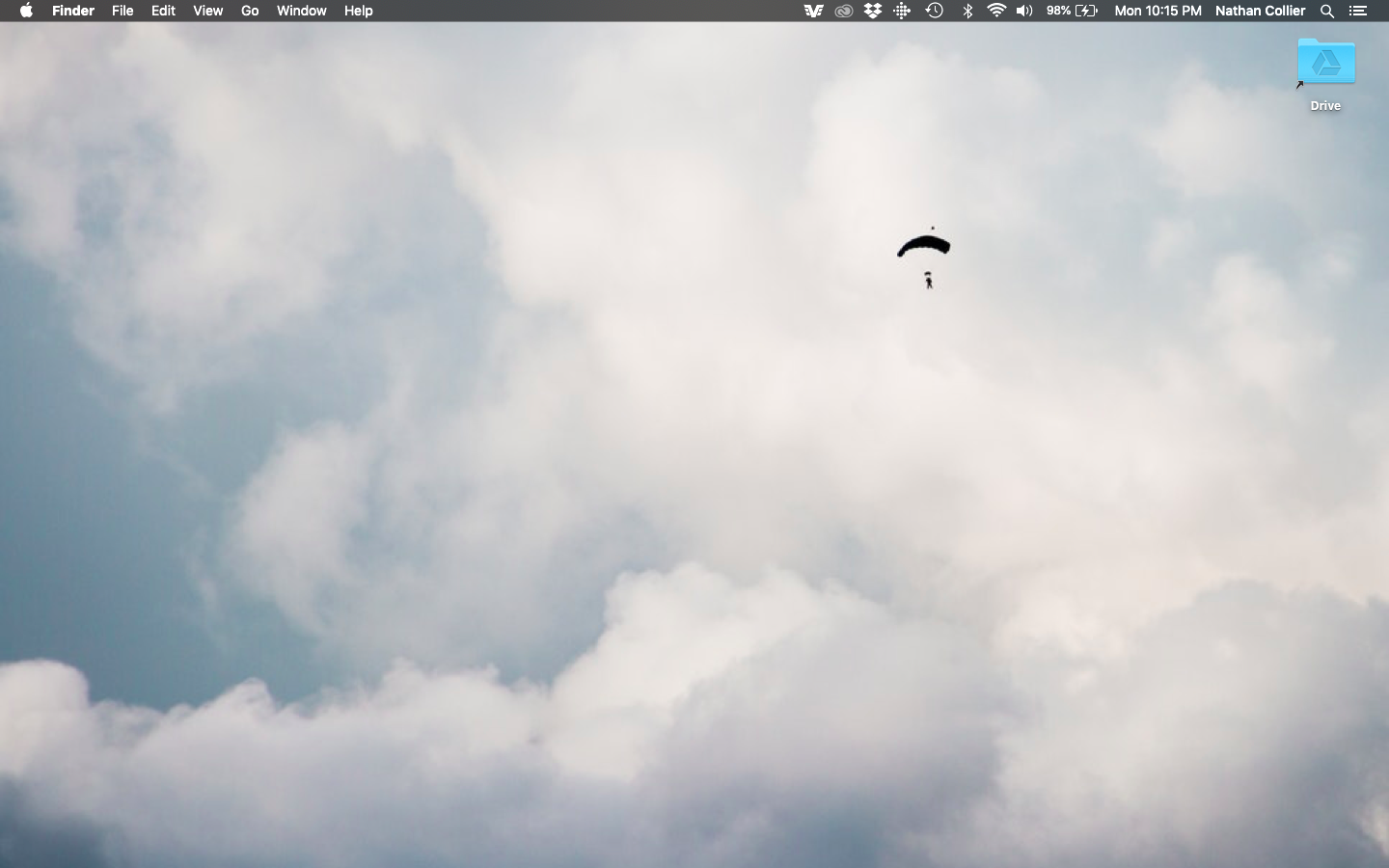 Clean Desktop