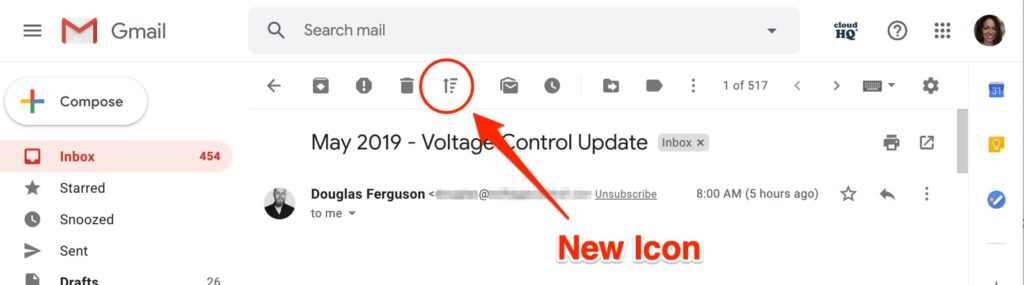 Gmail Conversation Thread Reversal: change your gmail conversation view