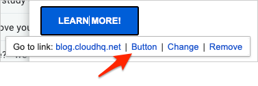 Change Gmail Button options