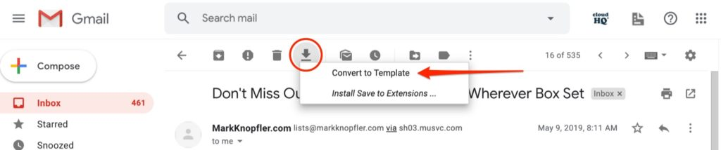 How To Copy Any Email You Received as Your Own Email