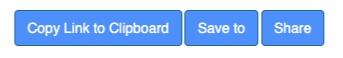 Gmail Screenshot save options for image markup tool